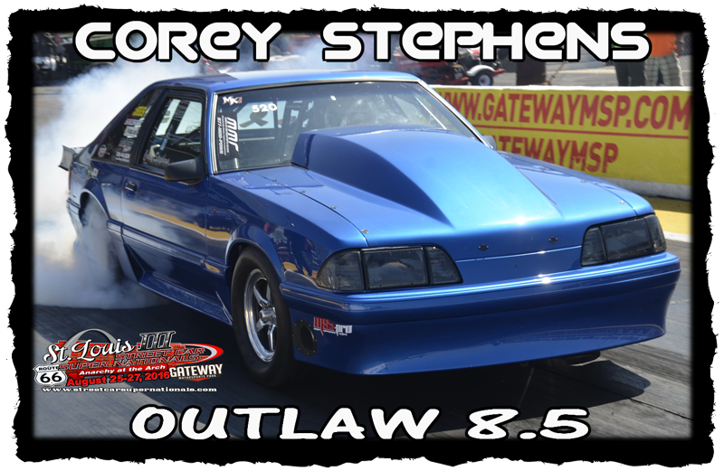 Street Car Super NationalsOutlaw 8 5/MX235 copyHeads Up Drag Racing!